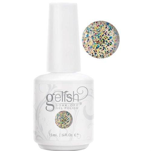 Gelish 01060 I Ll Make It Fit Cinderella Solar Nails