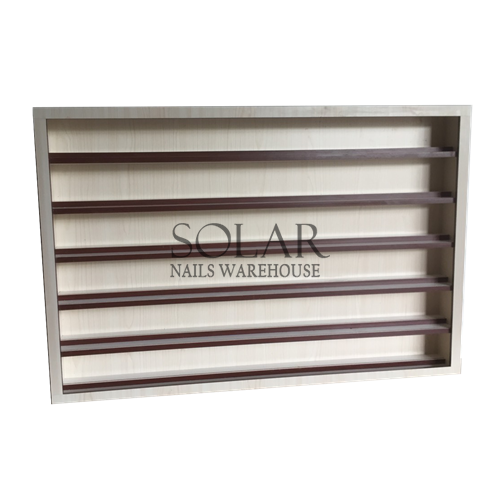 Solar Polish Wall Rack 230 L Double Layers