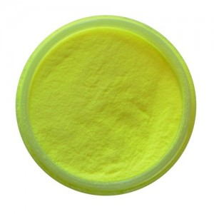 Solar \'Glow in the Dark\' powder 2 oz - LEMON YELLOW