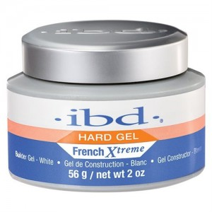 ibd \'French Extreme\' Builder Gel - WHITE - 2 oz