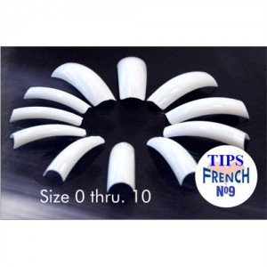 LM French Tips (OFF WHITE) - 50ct/pack