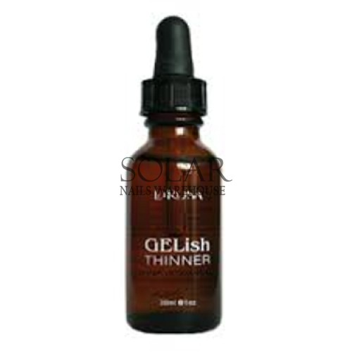 LaRosa Gelish Thinner - 1 oz, Solar Nails Warehouse