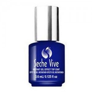 Seche Vive Gel Effect Top Coat - .125 oz