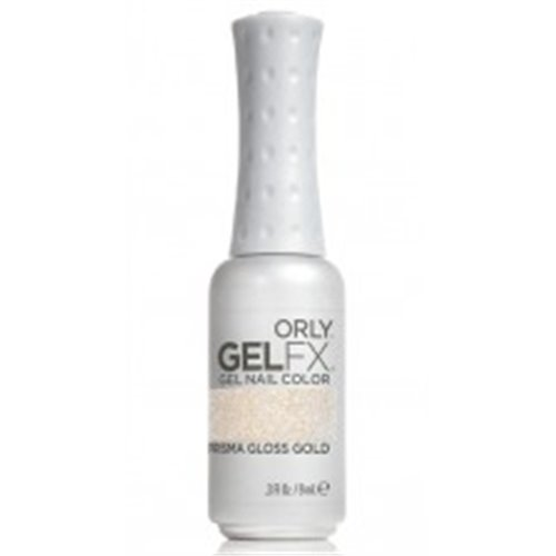 30709- Orly Gel FX - Prisma Gloss Gold