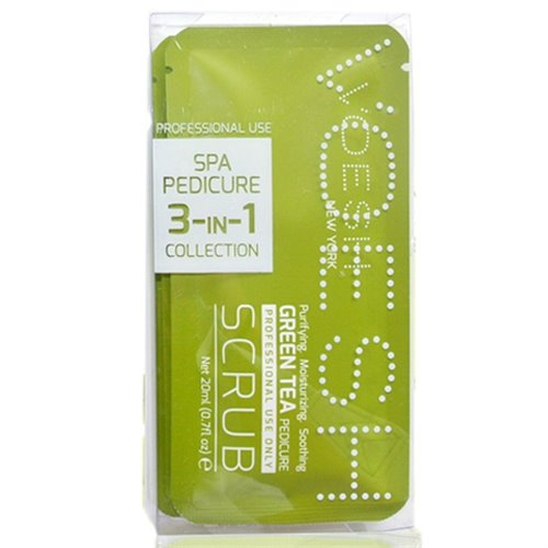 Voesh Pedi in a Box Waterless (3-in-1) Greentea