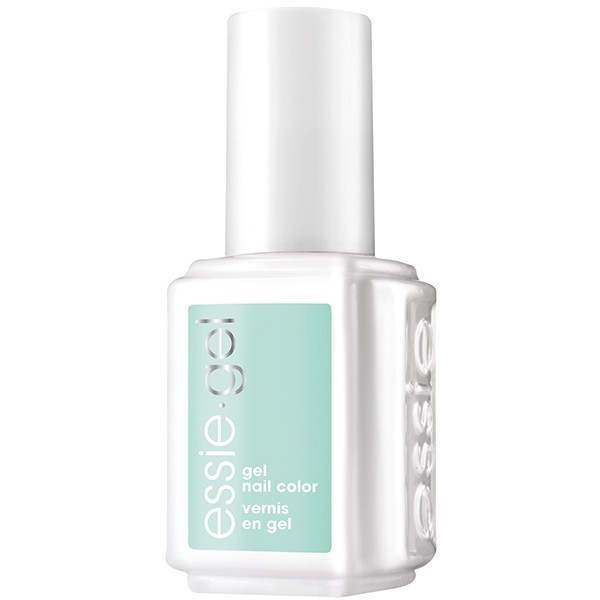 ESSIE GEL 0702G mint candy apple