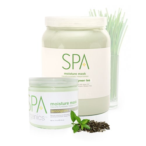 BCL 'Lemongrass + Green Tea' Moisture Mask - 64 oz
