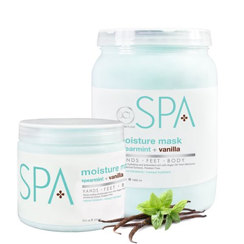 BCL 'Spearmint + Vanilla' Moisture Mask - 64 oz