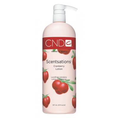 Lotion CND Cranberry - 31 oz