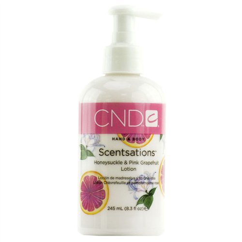 CND Scentsations Lotion - Honeysuckle & Pink Grapefruit - 8.3 oz
