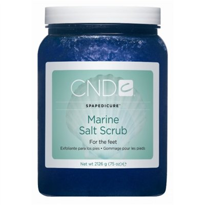 CND SpaPedicure Marine Salt Scrub - 75 oz