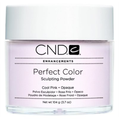 CND Perfect Color Powder-Cool Pink Opaque - 3.7 oz
