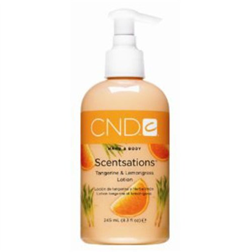 CND Scentsations Lotion - Tangerine & Lemongrass - 8.3 oz