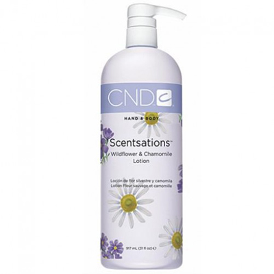 Lotion CND Wildflower & Chamomile - 31 oz