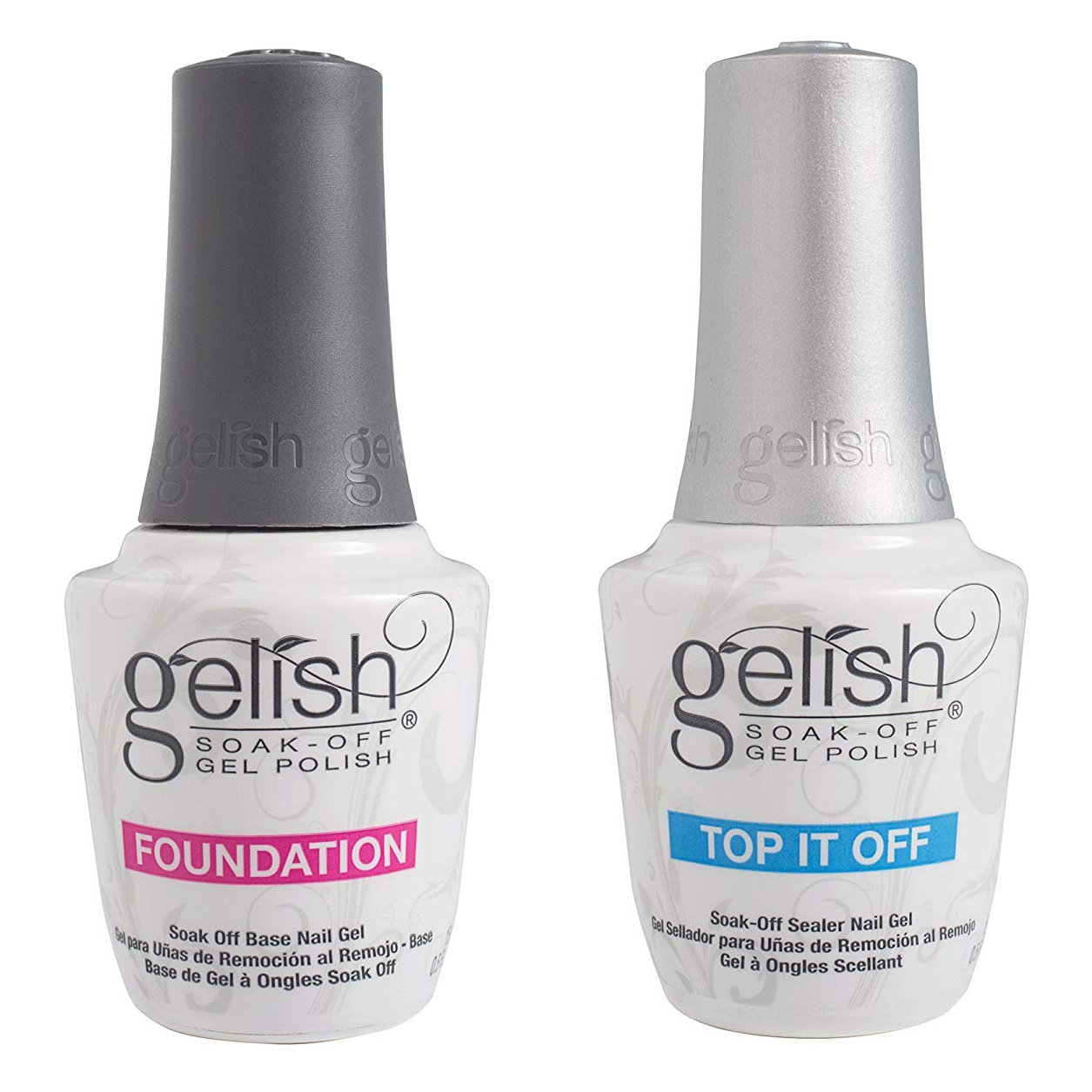 001-Gelish Top & Base Kit
