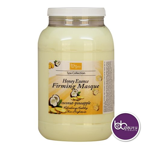 BeBeauty Honey Essense Firming Masque - Coconut Pineapple - 1 gal.