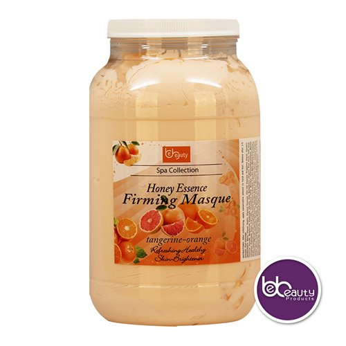 BeBeauty Honey Essense Firming Masque - Tangerine Orange - 1 gal.