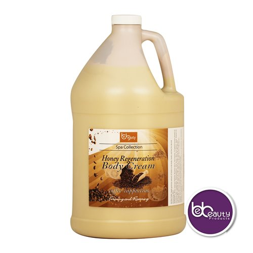 BeBeauty Honey Regeneration Body Cream - Coffee Cappuccino - 1gal.