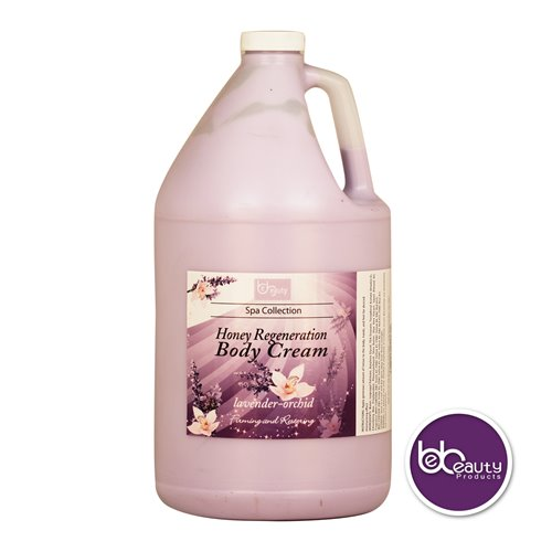 BeBeauty Honey Regeneration Body Cream - Lavender Orchid - 1gal.