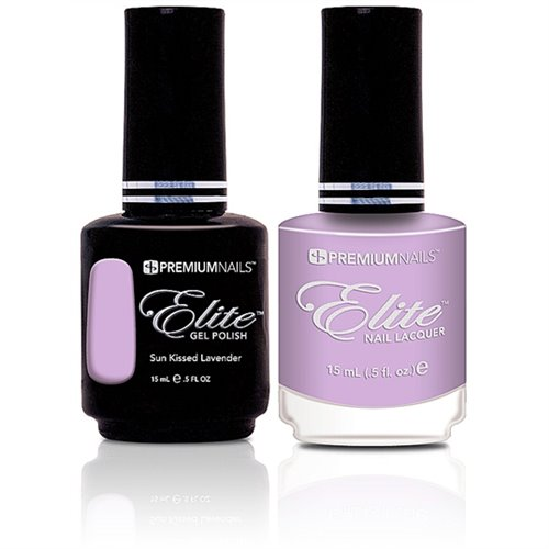 Elite ManiPedi 573-Sun Kissed Lavender