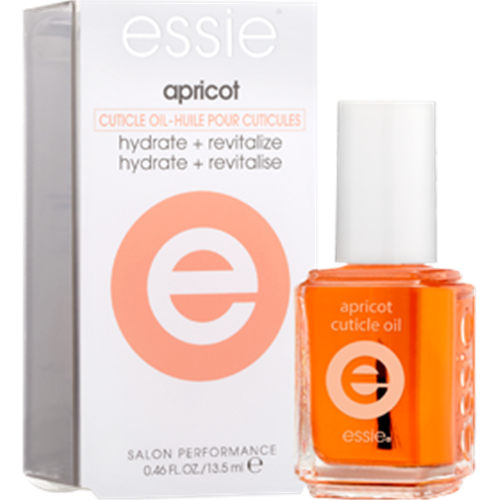 1-Essie apricot cuticle oil - .46 oz