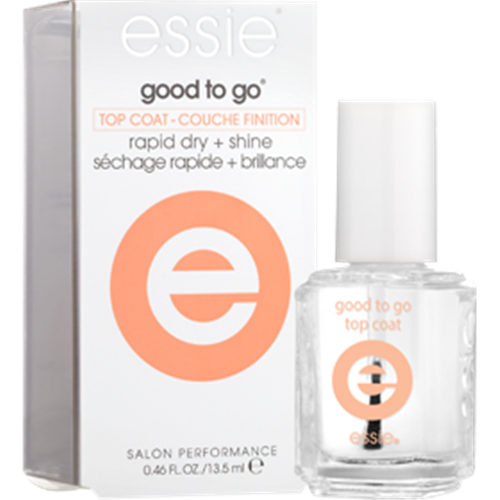 1-Essie 'good to go!' top coat - .46 oz