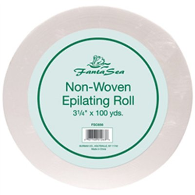 "Non-Woven Epilating Roll - 2.4"" x 100 yds"