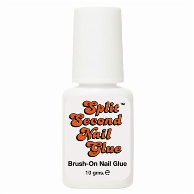 SuperNails STICK IT Brush-On Glue - 0.5 oz
