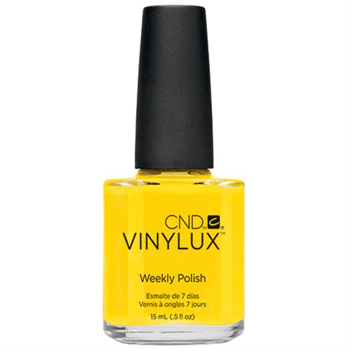 Vinylux-bicycle yellow