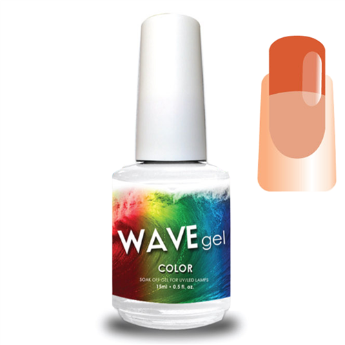 Wave Mood Gel 054 - New Beach