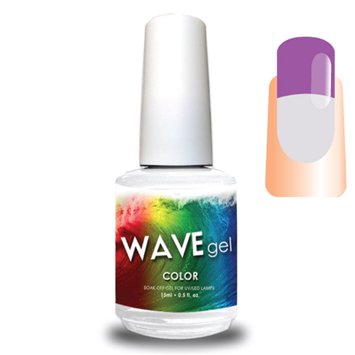 Wave Mood Gel 056 - Purdy Purple
