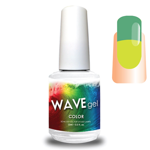 Wave Mood Gel 062 - Lemon Lime