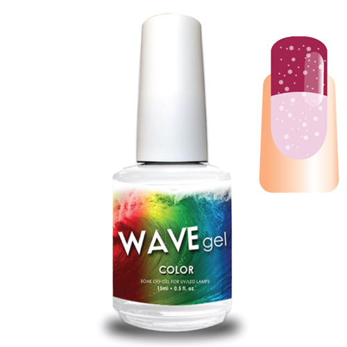 Wave Mood Gel 066 - Raspberries & Cream