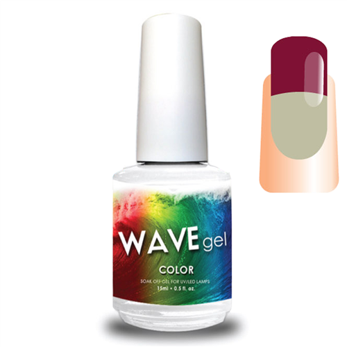 Wave Mood Gel 069 - Black Cherry Dreams