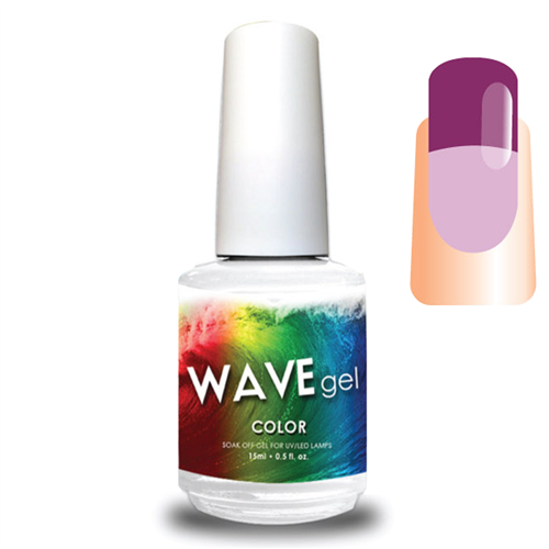 Wave Mood Gel 075 - Grape Day