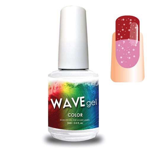 Wave Mood Gel 079 - Maroon-ey
