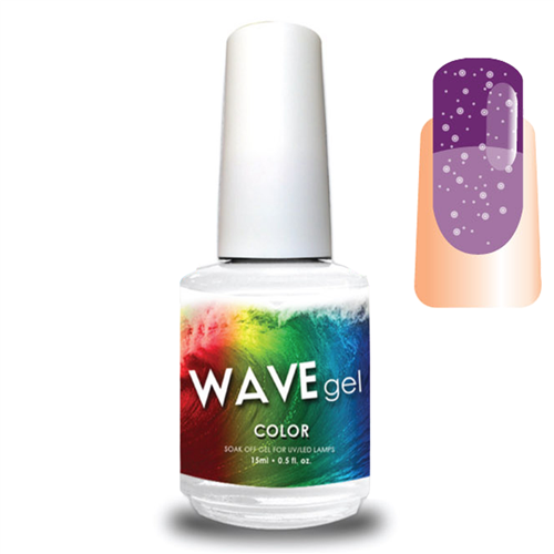 Wave Mood Gel 083 - Petals Of Royalty