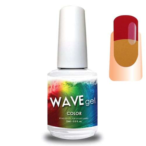 Wave Mood Gel 088 - Hot N Spicy