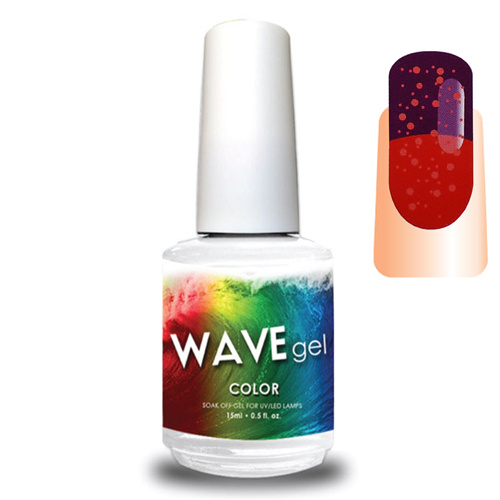 Wave Mood Gel 092 - Molten Hot Lava