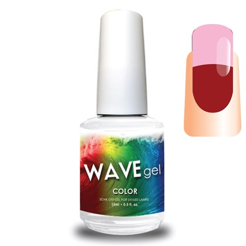 Wave Mood Gel 107 - Laces