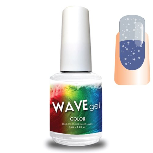 Wave Mood Gel 112 - Silver Surfer