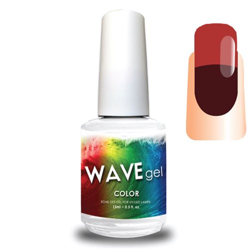 Wave Mood Gel 121 - Maple Wine