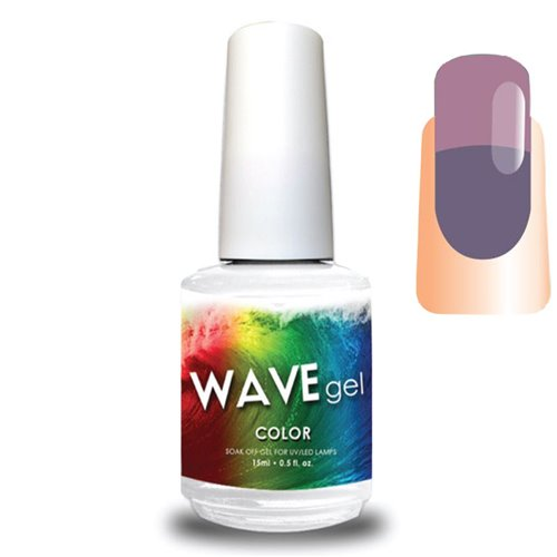 Wave Mood Gel 123 - Plume Caviar