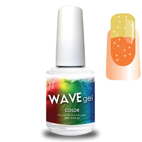 Wave Mood Gel 124 - Nectarine Honey