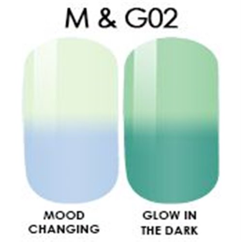 1-WAVEGEL Mood & Glow Gel Polish #2