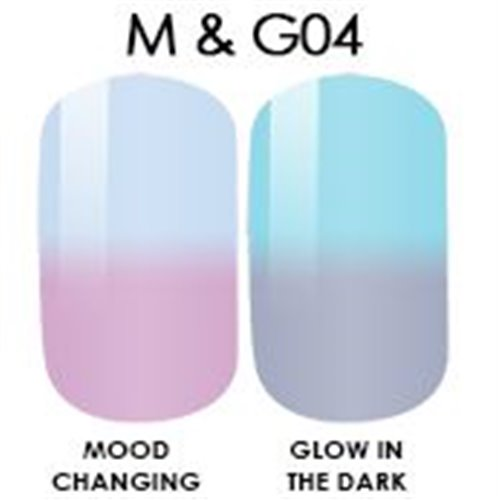 1-WAVEGEL Mood & Glow Gel Polish #4