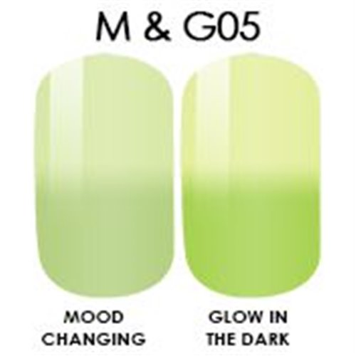 1-WAVEGEL Mood & Glow Gel Polish #5