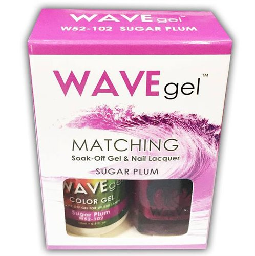 Wave Gel Duo - 102 Sugar Plum