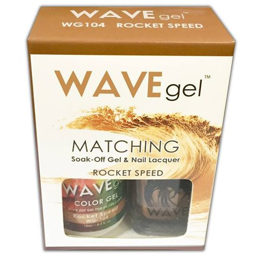 Wave Gel Duo - 104 Rocket Speed