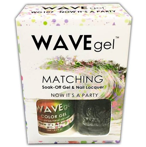 Wave Gel Duo - 107 Now It's A Party